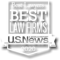 Badge for Best Law Firm 2020